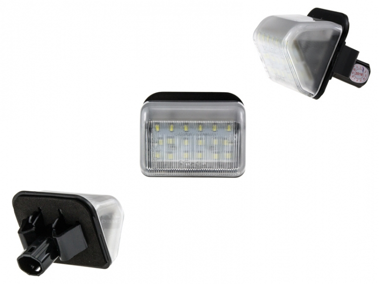 1x 18 smd led module kennzeichenbeleuchtung f r mazda cx 5. Black Bedroom Furniture Sets. Home Design Ideas