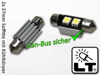 36mm 2 SMD LED-Soffitte C5W Can-Bus CheckControl
