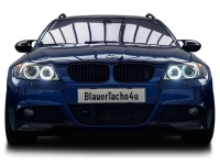 BMW 3er E90 E91 H8 LED Module Angel Eyes Standlichtringe 5. Generation