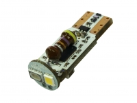 BEPHOS LED RGBW Design-Line Leuchtmittel w5w T10 Stecksockel Axial CAN-Bus