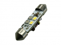 BEPHOS LED Soffitte RGBW 42mm Design-Line Leuchtmittel CAN-Bus