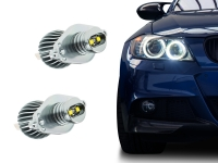 12 WATT LED Module Version 4.0 BMW E90 E91 Facelift Angel Eyes