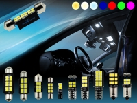 MaXlume® SMD LED Innenraumbeleuchtung Fiat Panda (Typ 169) Innenraumset