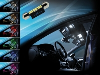MaXlume® 12x SMD 2835 CAN-Bus 720LM 12V BMW LED Innenraum Modul