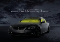 Mobile Preview: BEPHOS® RGBW LED Innenraumbeleuchtung Ford Ranger Einzellkabine APP Steuerung