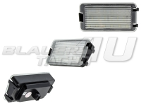 Preview: 18 SMD LED Module Kennzeichenbeleuchtung Seat Ibiza IV 6L 2002-2010