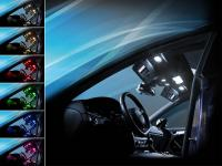 Preview: MaXlume® LED Fondbeleuchtung Platine RECHTS Hyundai I30 I30N PD mit Panoramadach