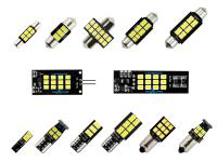 Preview: MaXlume® SMD LED Innenraumbeleuchtung Opel Astra K Innenraumset
