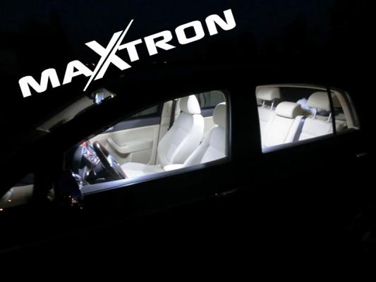 maxtron led innenraumbeleuchtung vw golf 5 variant mit. Black Bedroom Furniture Sets. Home Design Ideas
