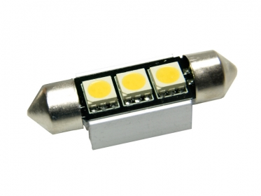 36mm 3x 5050 smd led soffitte wei can bus c5w. Black Bedroom Furniture Sets. Home Design Ideas