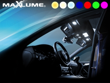 MaXlume® SMD LED Innenraumbeleuchtung Skoda Rapid NH Innenraumset