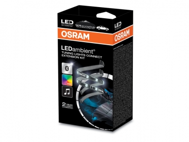 OSRAM RGB LED Ambient Tuning Lights Extension Kit APP Bluetooth iOS & Android
