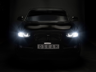 OSRAM LEDriving® BMW 1er F20/F21 BLACK Edition Full LED Scheinwerfer
