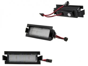 18 smd led module kennzeichenbeleuchtung f r hyundai i30. Black Bedroom Furniture Sets. Home Design Ideas