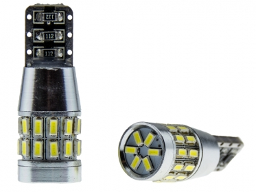 2x 30 smd 3020 led standlicht wei 6000k can bus w5w t10. Black Bedroom Furniture Sets. Home Design Ideas