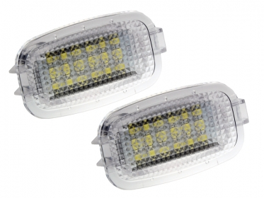18 SMD LED Module Innenraumbeleuchtung Mercedes X204 ab 2008