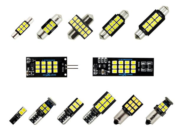 MaXlume® SMD LED Innenraumbeleuchtung Opel Astra K Innenraumset