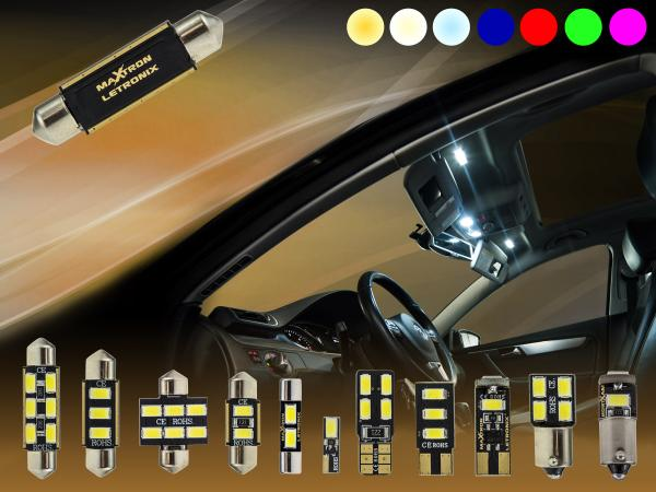 MaXtron® SMD LED Innenraumbeleuchtung Kia XCeed mit Panoramadach