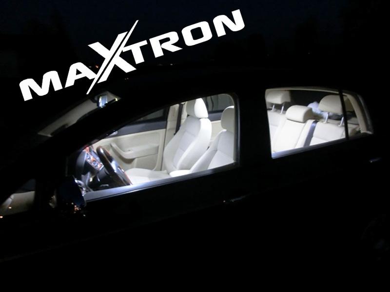 MaXtron® SMD LED Innenraumbeleuchtung Skoda Fabia 5J Auch Kombi Set
