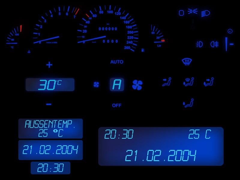 FIAT Tipo 160 Steuergerät Motor Kraftstoffeinspritzung 0280000713 BOSCH