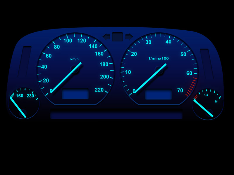 10 x 5 mm LED zum Einlöten für Tacho Cockpit Beleuchtung 12V rot