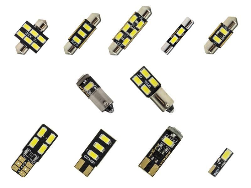 MaXtron® SMD LED Innenraumbeleuchtung Hyundai i30 SW Typ PD ab 2017