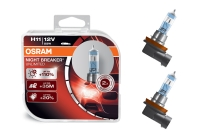 OSRAM NIGHT BREAKER® UNLIMITED H11 55W Sockel DuoBox (2 Stück)