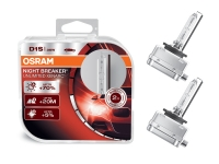 OSRAM NIGHT BREAKER UNLIMITED XENARC® D1S 35W Sockel DuoBox (2 Stück)