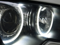 SMD LED Standlichtringe Angel Eyes Corona Ringe BMW E46 Coupe 1999-2006