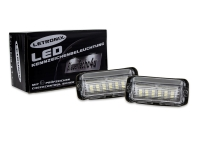 SMD LED Kennzeichenbeleuchtung Toyota Corolla Typ E210 TS Touring Sports