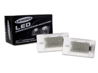 18 SMD LED Module Innenraumbeleuchtung Ford Focus MK1 FL 2002-2005