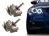 40W LED Angel Eyes Standlichtringe BMW 1er 3er 5er 6er X1 X5 X6 Z4